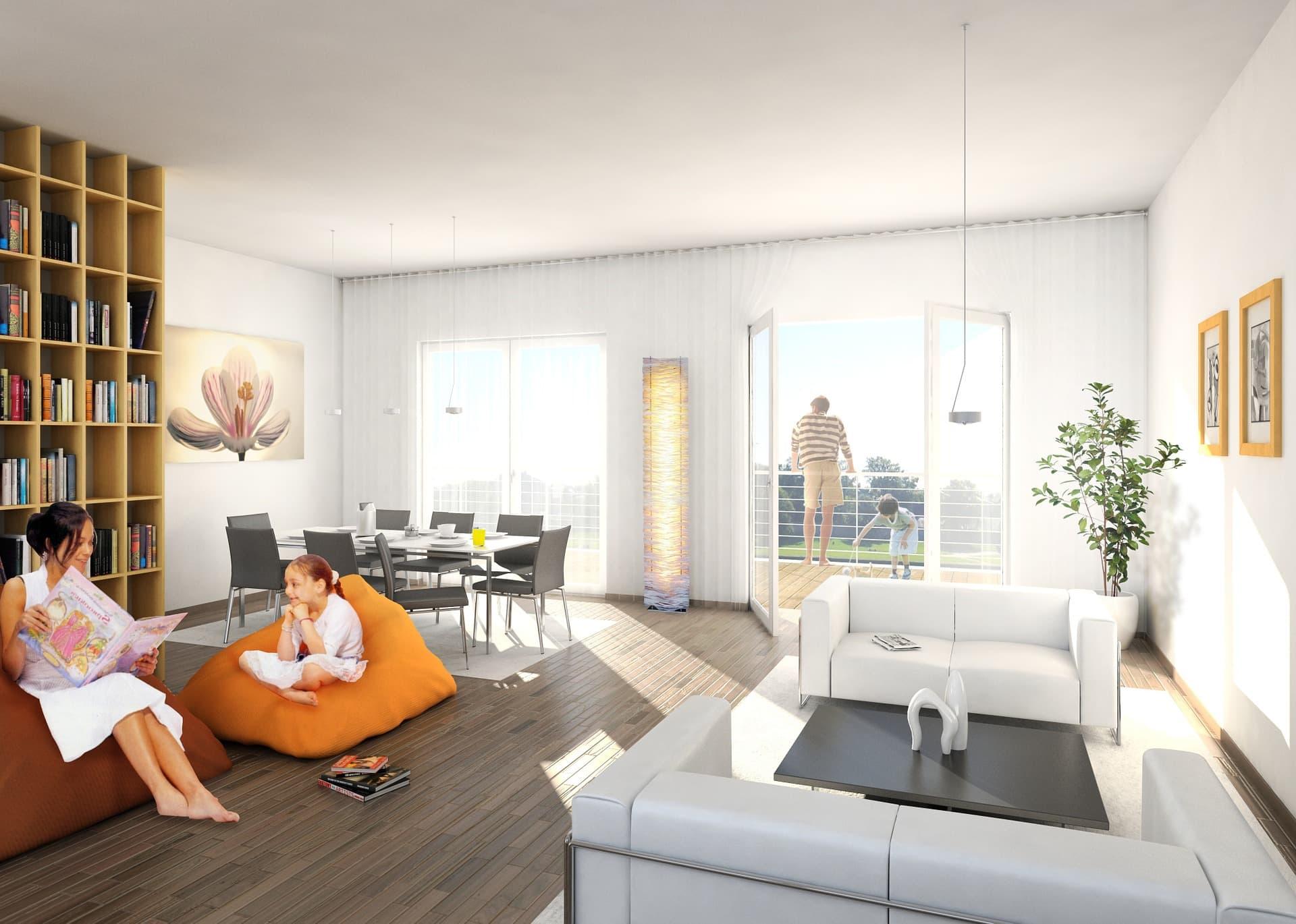 Smart Home compatible with Google Home, Amazon Alexa (Echo) and HomeKit