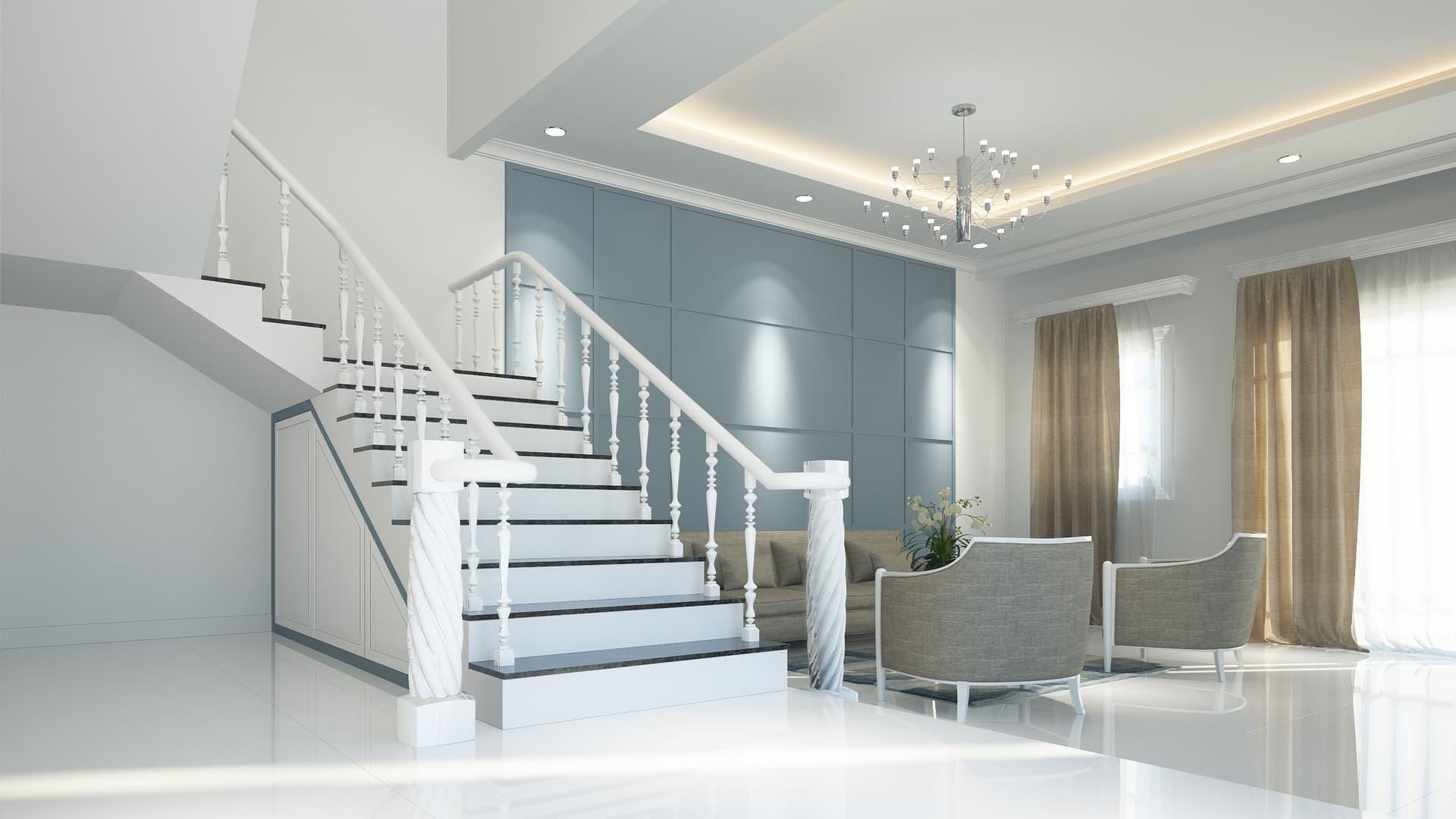 Smart Home Room